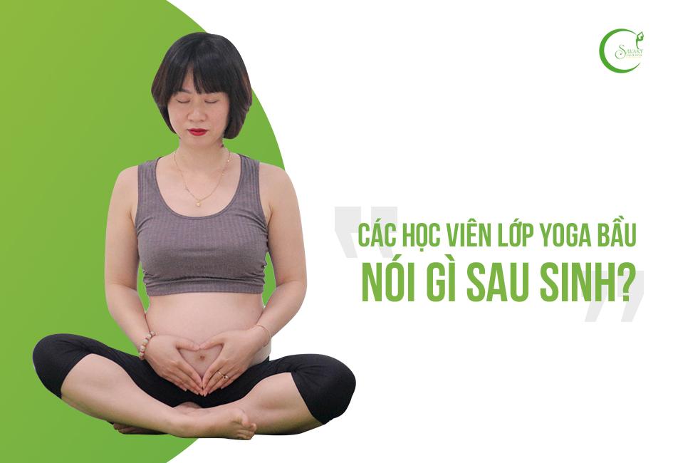 Yoga bầu Hà Nội