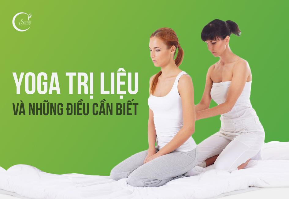 Yoga trị liệu Hà Nội