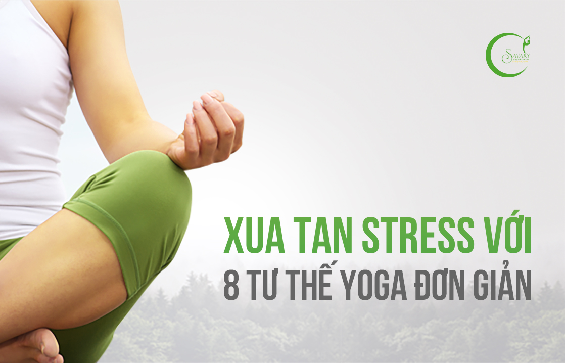 Yoga giam stress