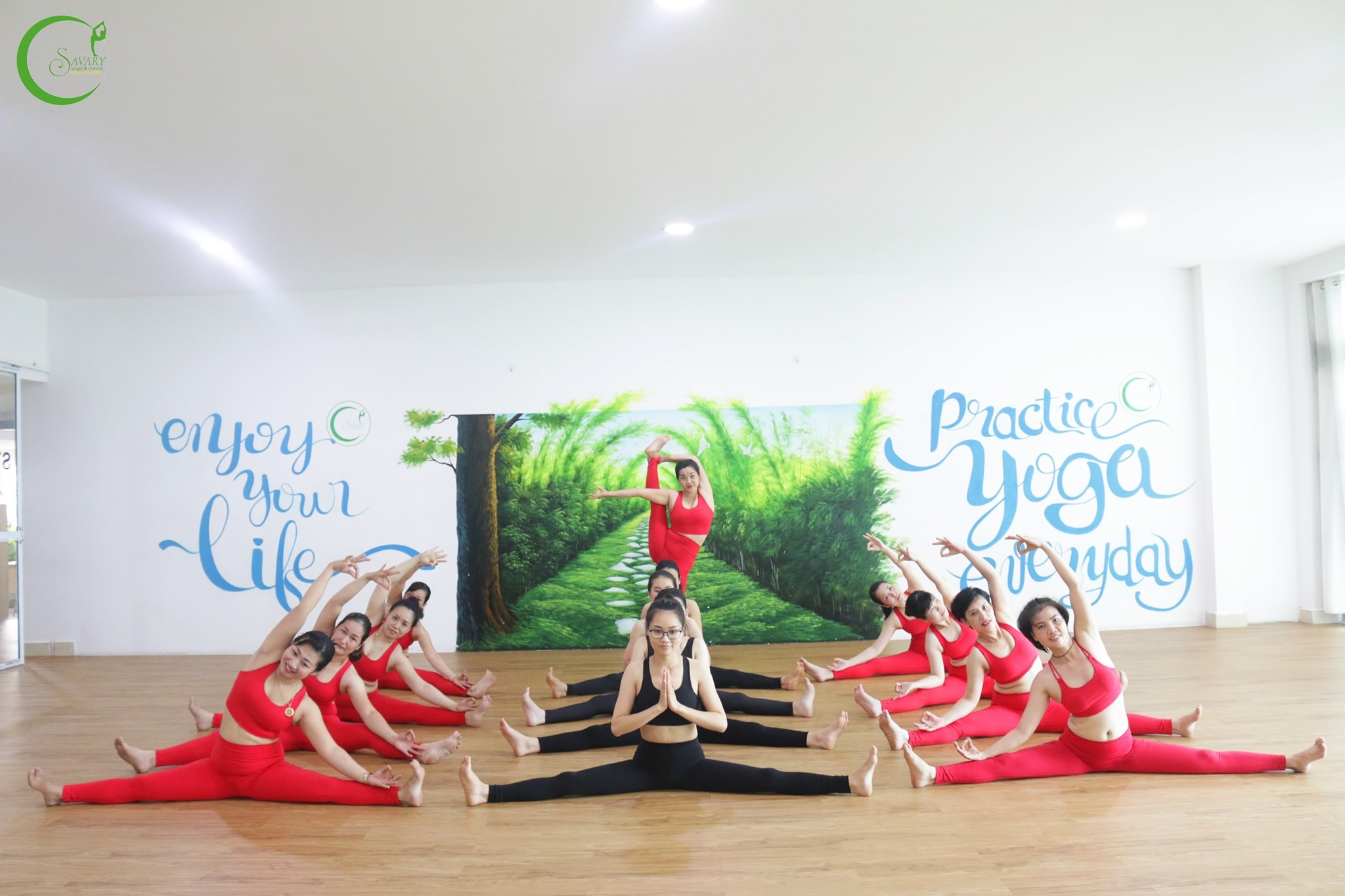 duy tri dong luc tap Yoga